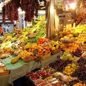 Рынки Усть-Камчатска